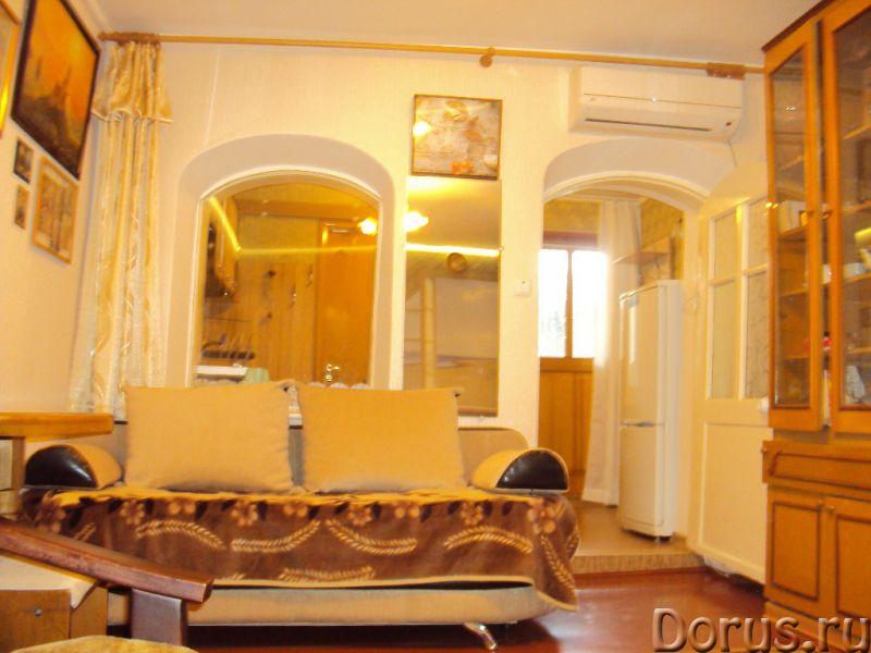 Мисхор-Большая Ялта.1ком.кв - Аренда недвижимости на курортах - Однокомнатная кв. на 3 чел.в частном..., фото 3